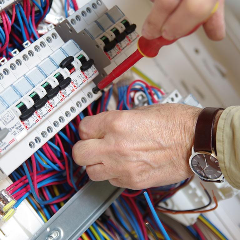 installations électriques à Châteauroux