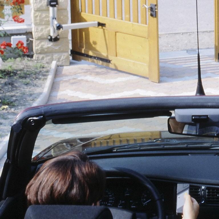 installation de système de motorisation à Châteauroux